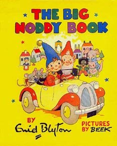best seller books, Noddy