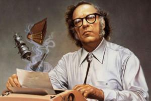 sci-fi writer Isaac Asimov