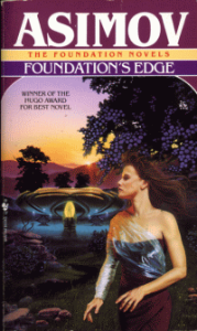 isaac asimov foundation series