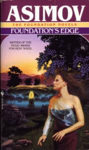 isaac asimov foundation series