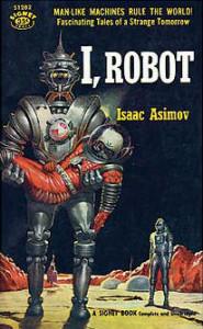 isaac asimov i robot book