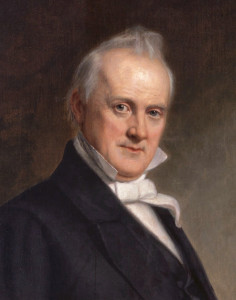 worst presidents of the us, James Buchanan