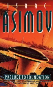 foundation series, isaac asimov