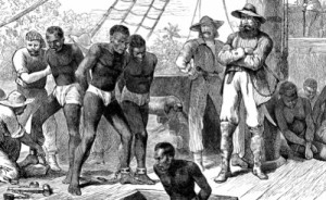 historical events, slave trade
