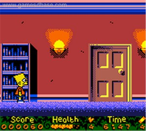 Best 10 The Simpsons video games