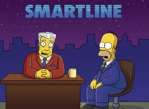 the simpsons charactres list