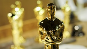 the famouse oscar statue