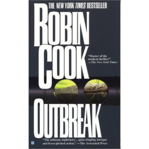 best books by Robin Cook