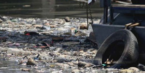 most polluted river