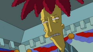 simpsons characters, Sideshow Bob