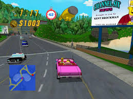 best the simpsons video games