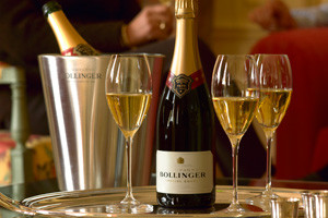 best champagne brands