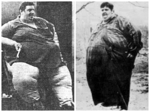 heaviest people ever recorded