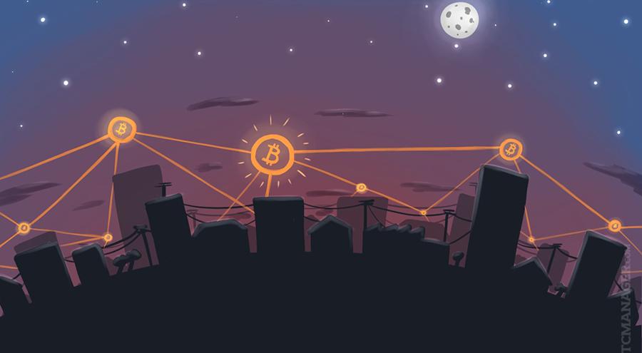 bitcoin mining in nodes