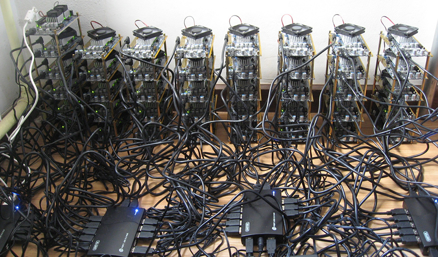 bitcoin mining equipment