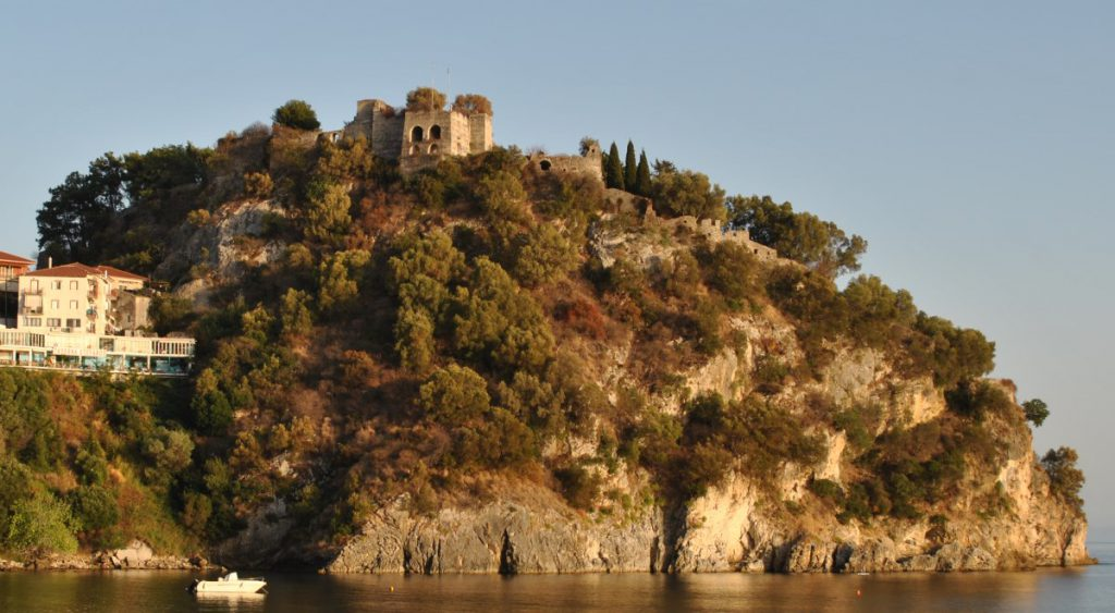 The Castle of Parga, Greece