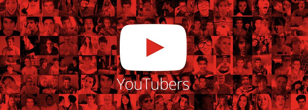 Top6 YouTubers of 2017