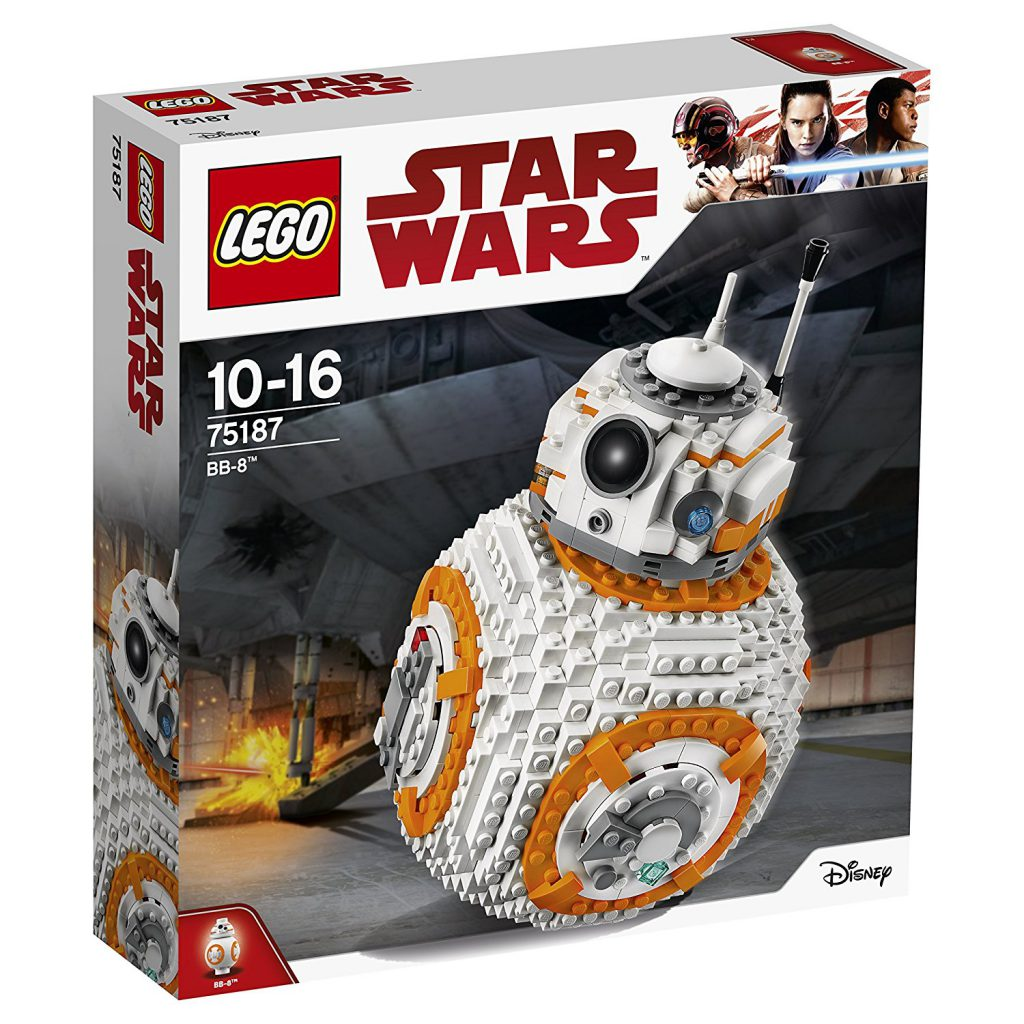 LEGO star wars bb-8 Christmas gifts for kids
