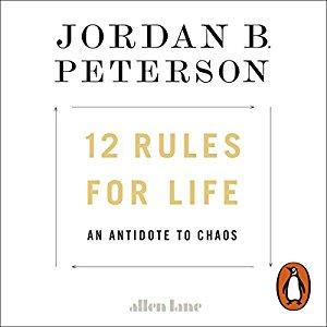 jordan b peterson 12 rules for life audio book