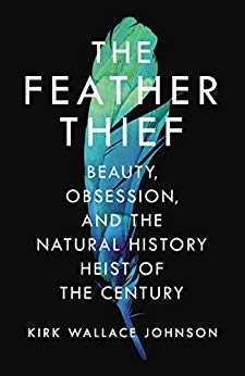 kirk wallace johnson the feather thief book