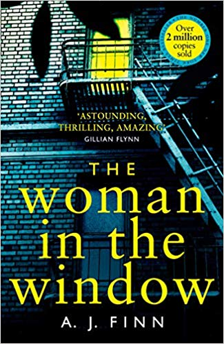 a. j. finn the woman in the window book